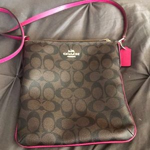 Great condition coach crossbody bag